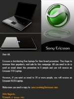 Free Ericsson T18 and R320 Laptops