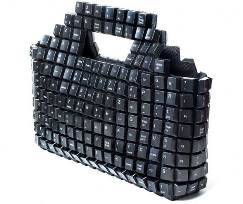 Keyboard handbag Image