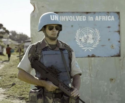 UN involved in Africa illusion Image